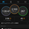 TRYING朝スイムラン練20200827