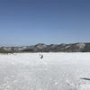 はじめての氷上ワカサギ釣り