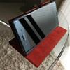 【Xperia】Xperia XZ Premium(G8142)にオススメなスリムな手帳型ケースのイタリアンレザーケースを購入♪