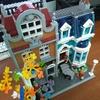レゴ クリエーター エキスパートモデル 街の本屋 10270 レビュー