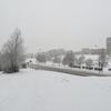 雪が降る日に:リトアニアの回想【エッセイ】