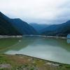 深山ダム(栃木県那須塩原)