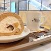 あの堂島ロールのカフェ!食事メニューも充実の【Merci Moncher(メルシーモンシェール)】@岡山駅前
