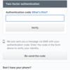 GitHubのサポートに「2段階認証のSMSが届かない」と伝える場合の英文例