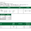 本日の株式トレード報告R1,09,26