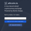 【altcoin.ioが新規オープン!!】PacCoinが上場投票1位の新しい取引所、altcoin.ioに事前登録しよう【メールアドレスのみで簡単登録】
