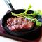「赤身肉のビーフ・ステーキ わさびも添えて(大体200g)」のご紹介