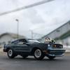 '76 FORD MUSTANG COBRAに乗って、無人駅探訪。押切駅