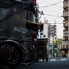 名古屋の西側