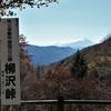 〔50〕3ケタ国道巡遊・R411(4)~柳沢峠から甲府盆地へ。そして少し寄り道