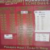 63日目:プエルトイグアス→イグアス移住区から夜行バス