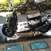 #バイク屋の日常 #ホンダ #ズーマー #洗車 #暑い