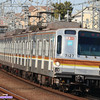 《東京メトロ》【写真館471】残った8両編成も引退が近づくメトロの7000系