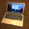 モノ 6 : MacBook Air 11 inch _ パソコン
