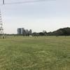 過ぎ越し祭の公園