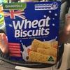 離乳食⑤ ~ウィートビックス Wheat Biscuits~