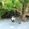 『冬だって沖縄旅!』4.星の砂が見つかる浜  竹富島さんぽ旅 / 後編