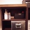 ダイニング整理収納 無印良品のトタンBOXで収納