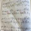 ゲーム音楽と新しくソナタ3番も練習に加えます。