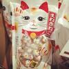 招き猫のチョコレートボール