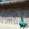 インド先住民アートの村へ~ハザリバーグ画について