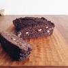 混ぜて焼くだけしっとりおいしい♪おからチョコケーキに挑戦