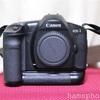 フィルムカメラEOS-1を購入 周辺光量落ちの原因は
