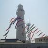 「奇跡のぬれ煎餅」の頃の銚子電鉄 (2)犬吠埼と長崎鼻の風景