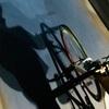自転車通勤4日目 予想外の雨