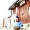 【クルミ韓服】韓服を着て北村韓屋村散策