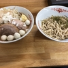 登良治郎 つけ麺 白楽