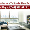 Steps will help you choose a cable provider, and Package!