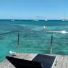 【ニューカレドニア旅行記:3日目午前】メトル島でマリンジェット無人島ツアー
