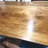 ダイニングテーブルを修復!傷を消す方法