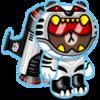 【ラインレンジャー】ホワイトタイガーブラウンのステータス
