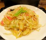 華らんたんで長崎皿うどんで大崎ランチ!ちゃんぽんも美味です!