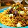 【レシピ】茄子とひき肉のモッツァレラボロネーゼ