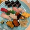 ハワイ日記 ワイキキで寿司