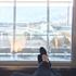 【フィンエアービジネスクラス】ヘルシンキ空港のラウンジが最高だった!【空港でサウナ】
