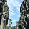 #アンコールワット個人ツアー(441) #アンコールワット世界遺産のおすすめ、バイヨン寺院の微笑み