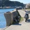 春魚食いツーリング 沖波