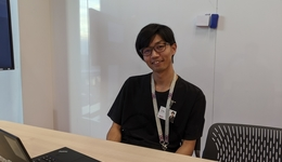 "An employee joined Rankuten as new grad after experienced ""夏の陣 Summer intern"" Why did he decide to join Rakuten as engineer?"
