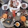 Strawberry Chocolat Afternoon Tea in マリオットホテル