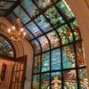 【カナダ】ケベック州議事堂内のツアーに参加☆ステンドガラスはとっても美しいです★