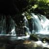元滝伏流水|鳥海山から流れる芸術的な滝!元滝伏流水の行き方、魅力を紹介!