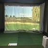 今日は久しぶりにゴルフの練習