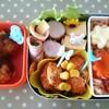 【保育園弁当☆2歳】 お弁当献立8例とアルミのお弁当箱の使用感