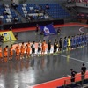 ゼビオFリーグ第11節 シュライカー大阪 vs アグレミーナ浜松