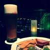 【横浜ベイホテル】近場でホテルのすすめ:ハチクロ部屋に泊まってラウンジ体験
