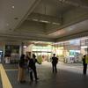 川崎駅 東海道線ホーム拡張工事を見物してきた